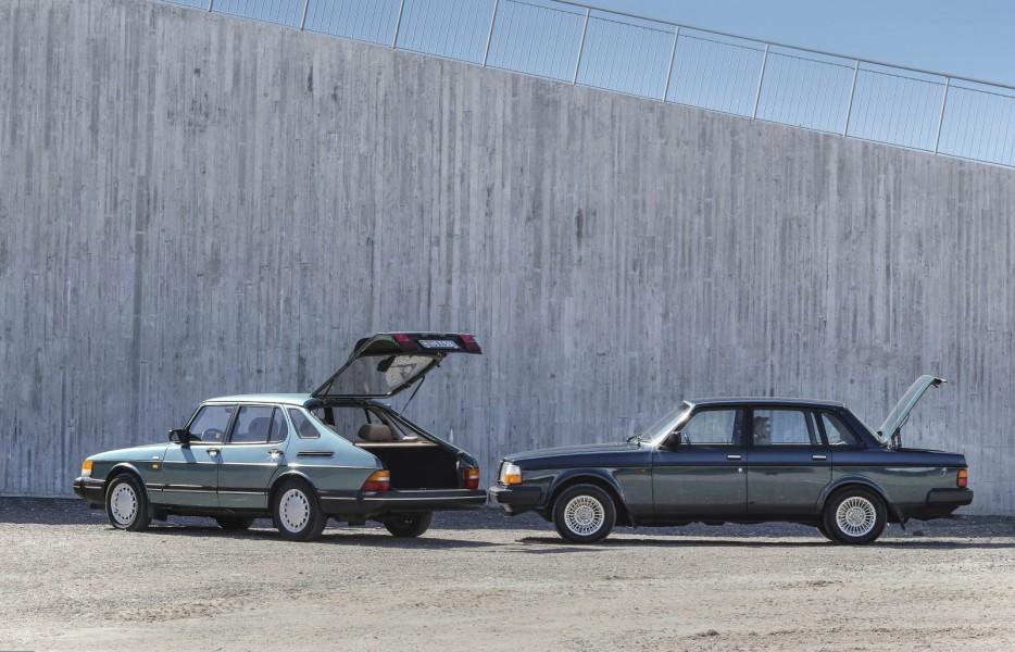 Volvo eller Saab?
