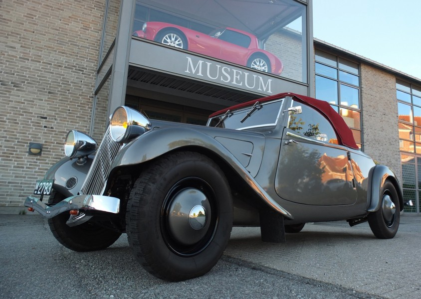Citroën på museum