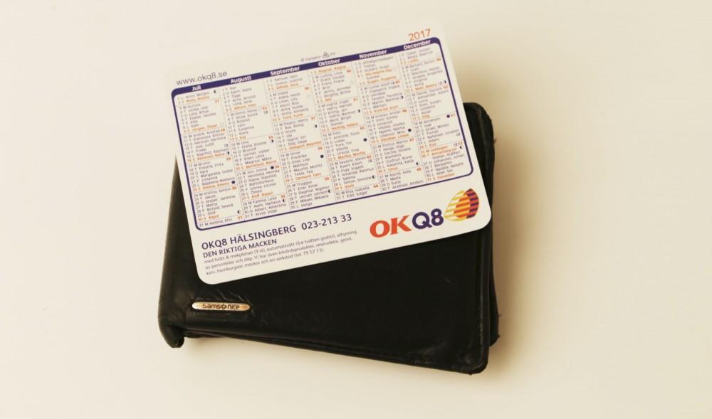 Plånbokskalendern – vart tog du vägen?