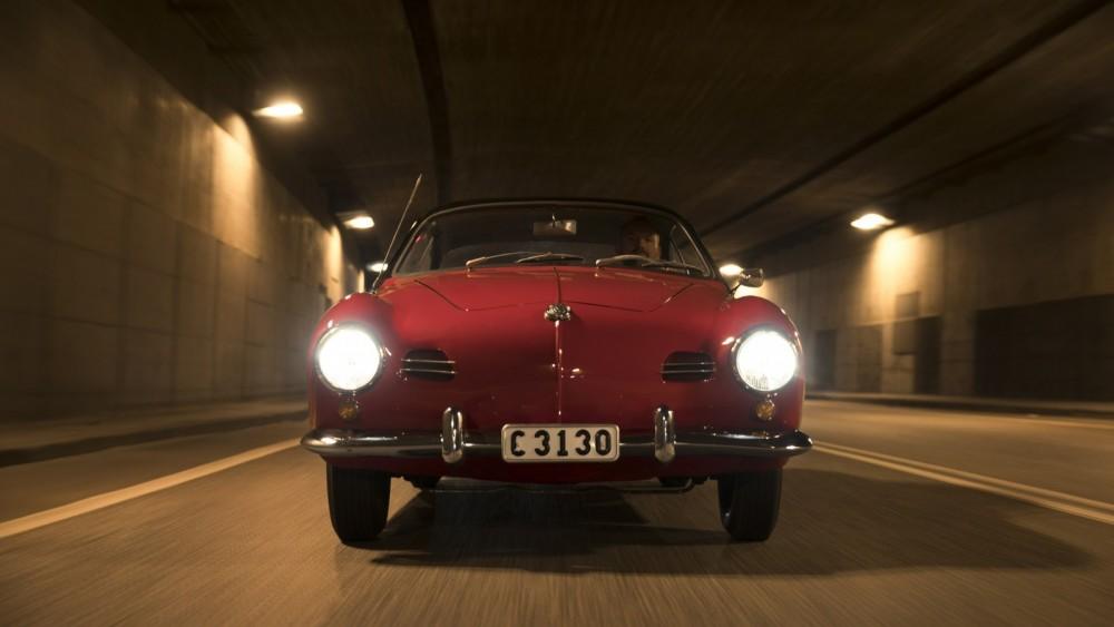 Kandidat #1 Volkswagen Karmann Ghia 1958