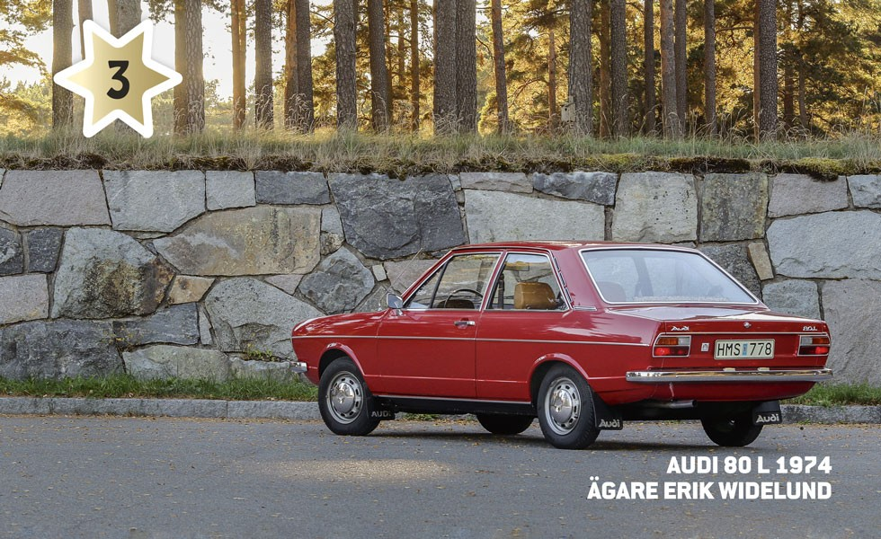 Kandidat #3 Audi 80L 1974