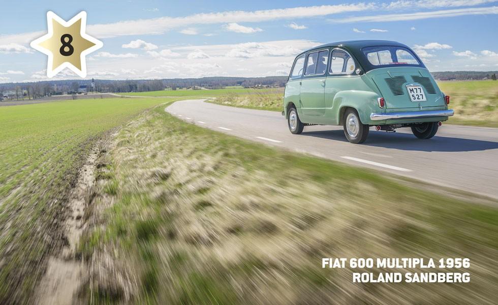 Kandidat #8 Fiat 600 Multipla 1956