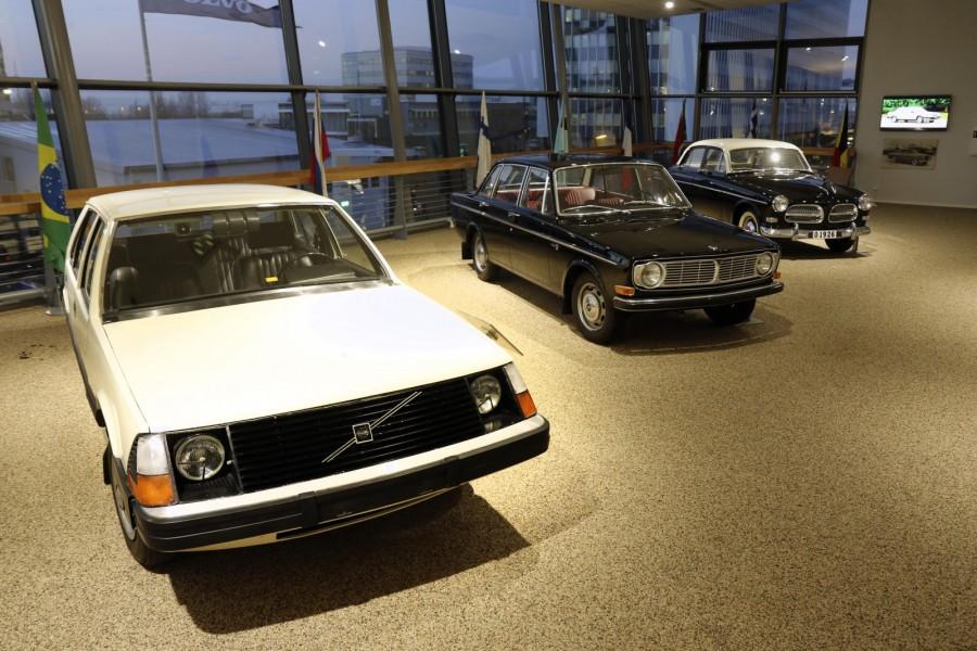 Det är en milsvid skillnad mellan P1560, Volvo 144 och Volvo Amazon - ändå var det Jan Wilsgaard som var ansvarig för formerna på alla tre bilarna. Det visar på hans förmåga att följa med sin tid.
