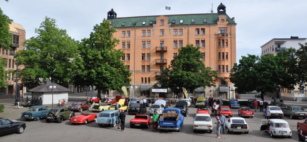 Morgontidigt i Norrköping