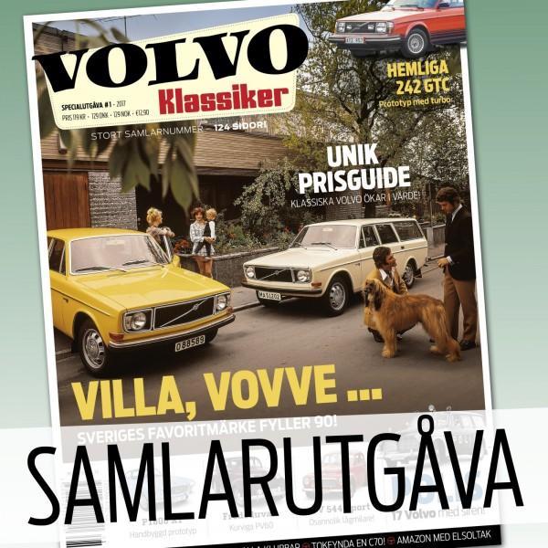 Klassiker Volvo-special 2017!