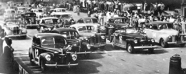 Vedeldat på racerbanan 1941