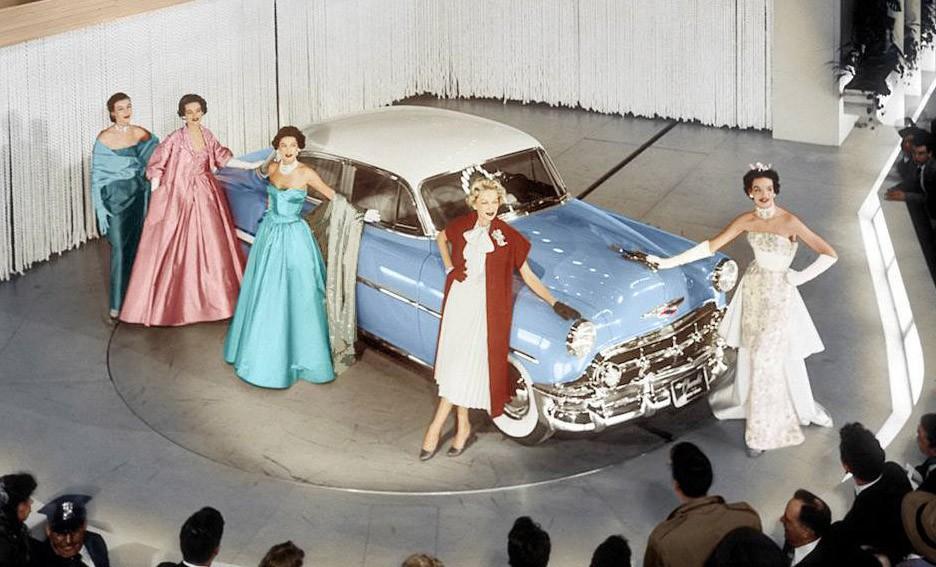 Quiz: Chevrolets femtiotalare