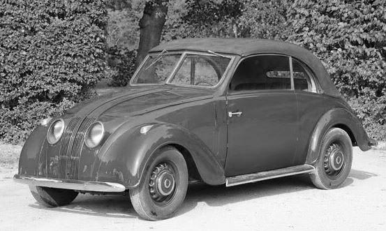 Quiz: Mindre kända tyska bilar