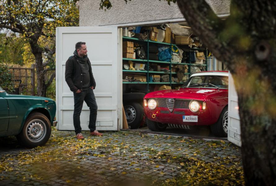 Hembrygd Alfa Romeo GTA
