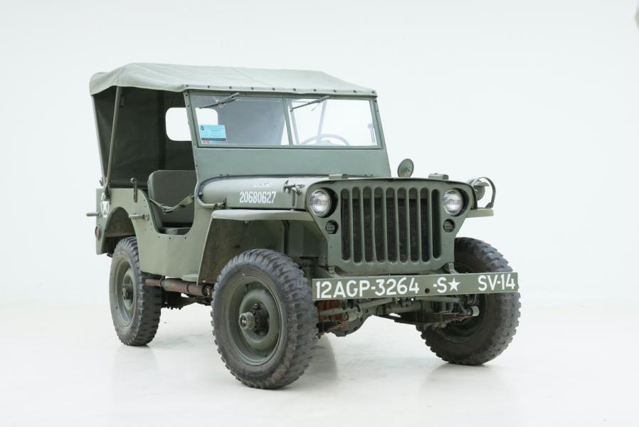 Köp en Willys Jeep!