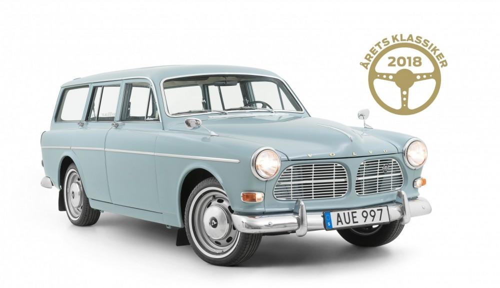 Volvo Amazon blev Årets Klassiker