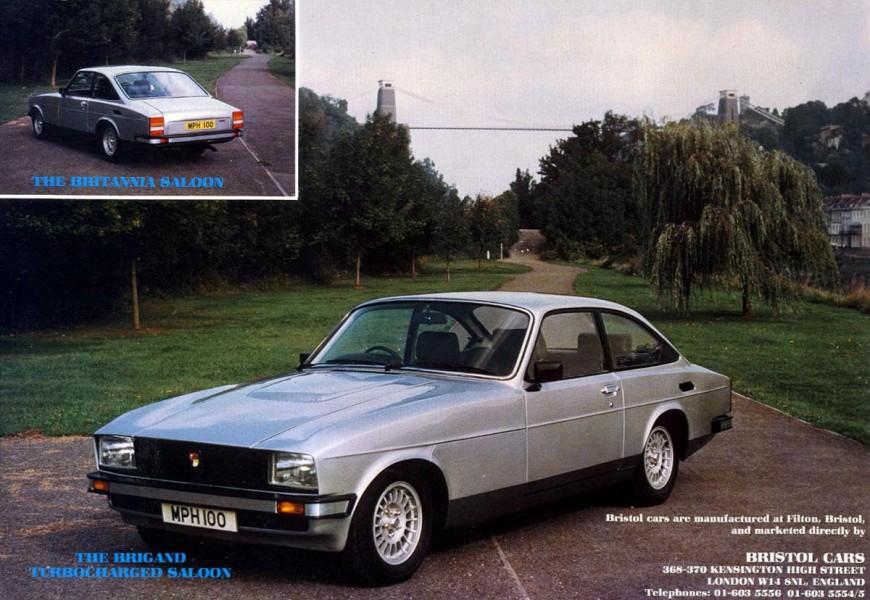 Bristol 1984