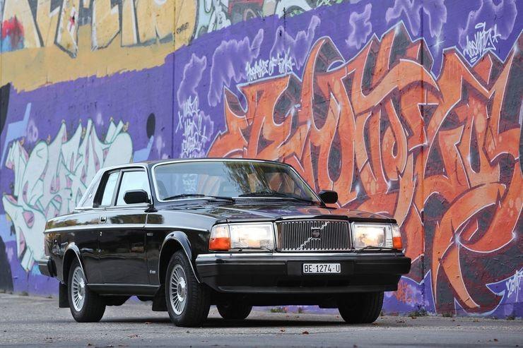 Rekordpris för David Bowies Volvo
