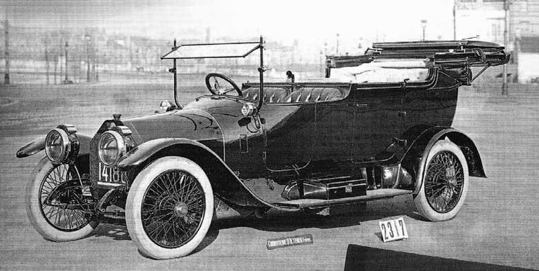 Quiz:  Bilar från förr