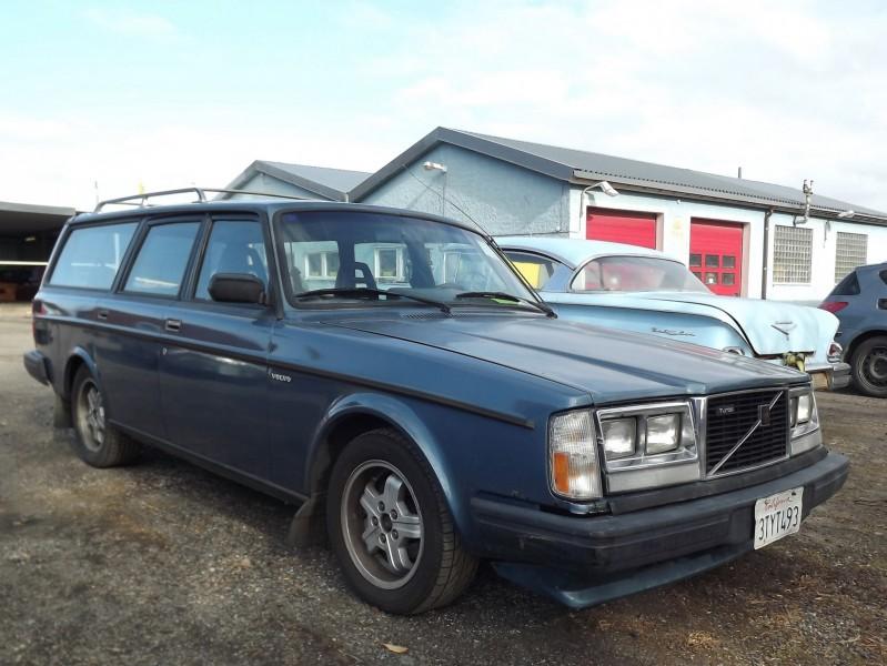 Volvo 240: Återvändarna