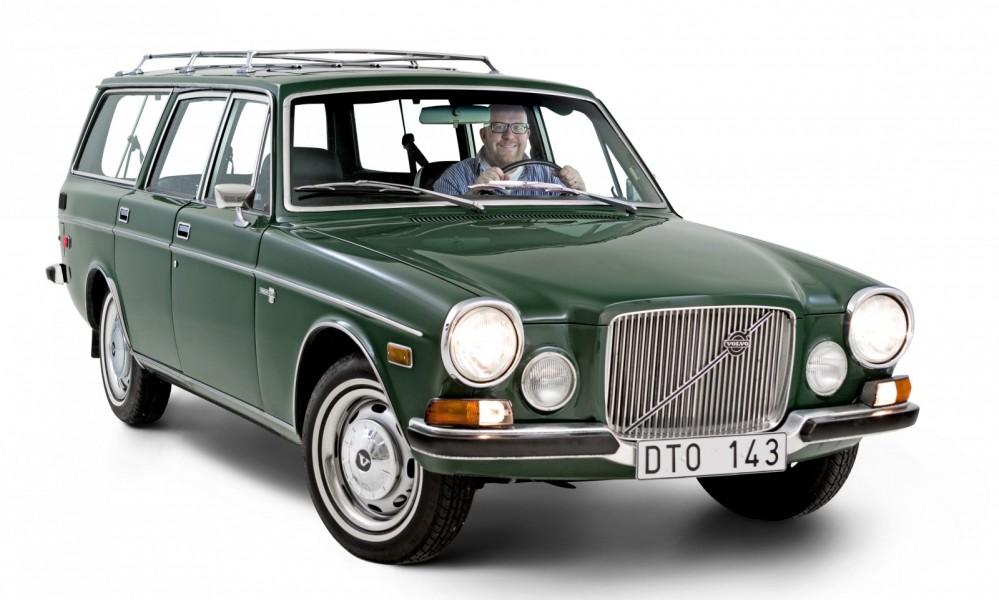 Volvo 165 på auktion!