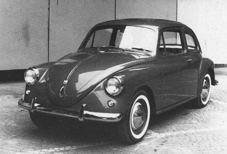 Quiz: Hemliga bilar, prototyper.