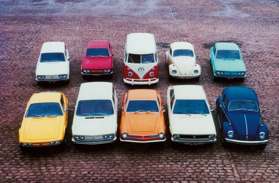 Från ett parallellt VW-universum!