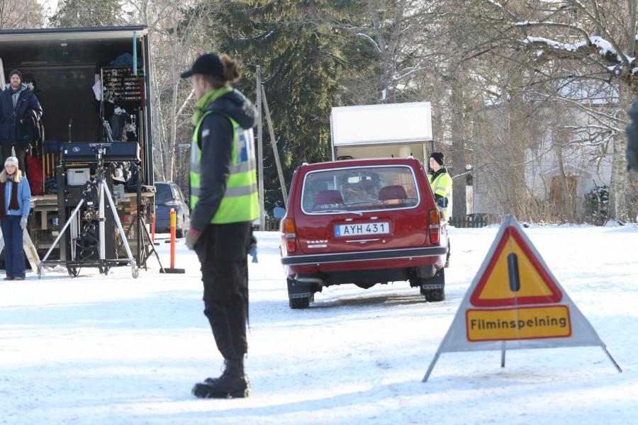 Låna ut bil till filminspelning –så funkar det!