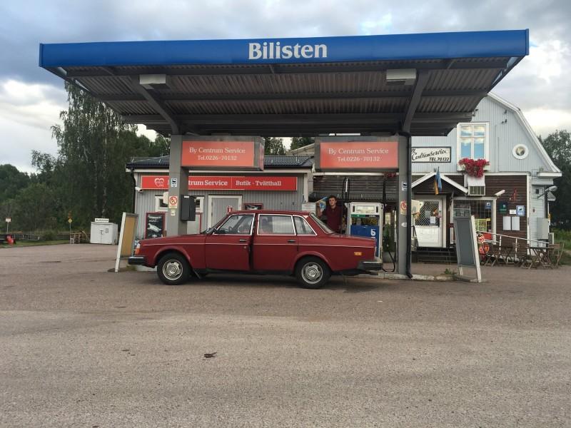 Stulen Volvo – har du sett den?