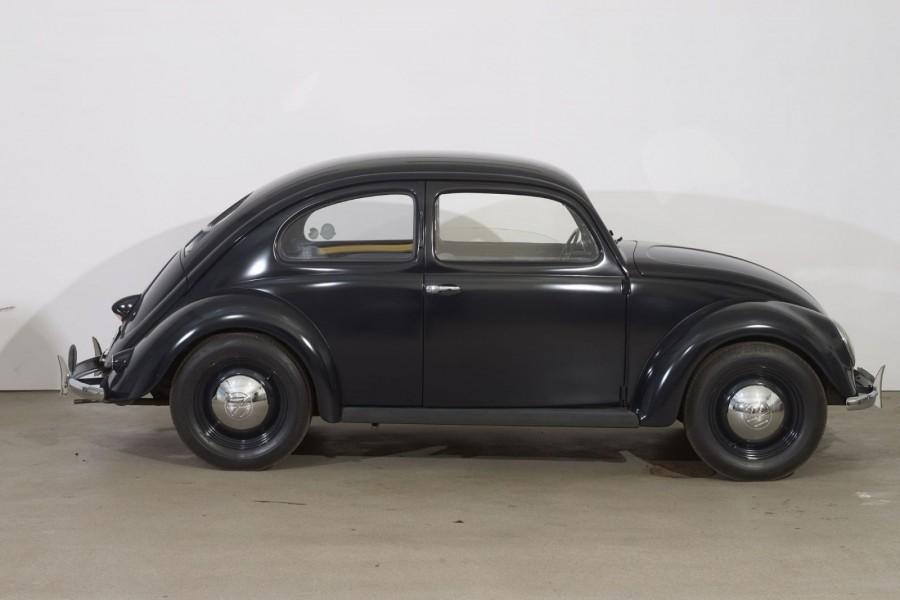 Sveriges äldsta VW på auktion!