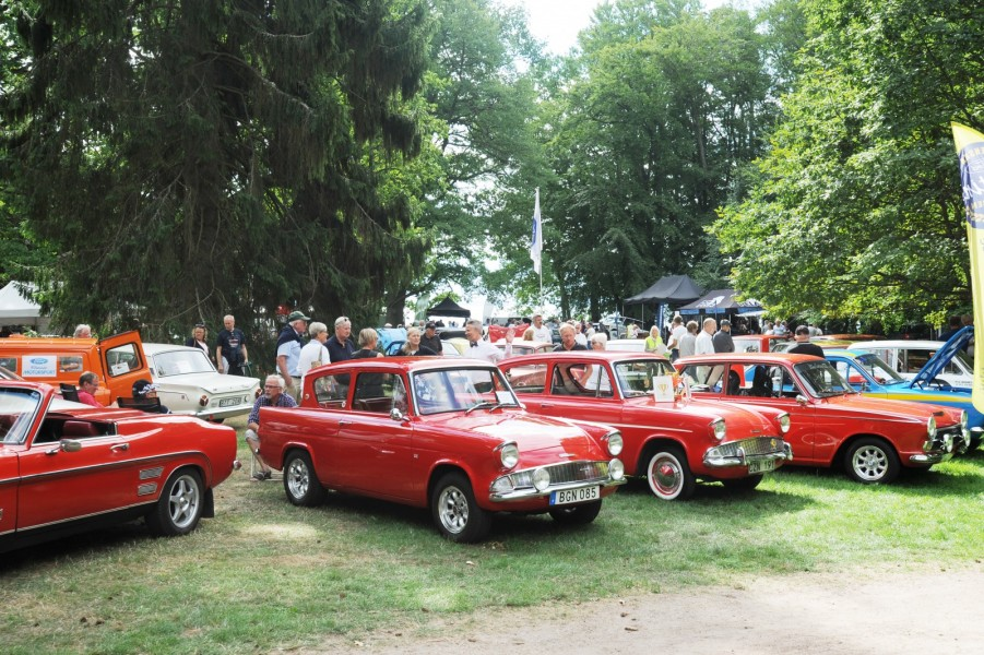 British Motor Meet – the meeting for Hjo!