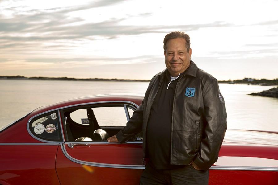 Volvorekordmannen Irv Gordon är död