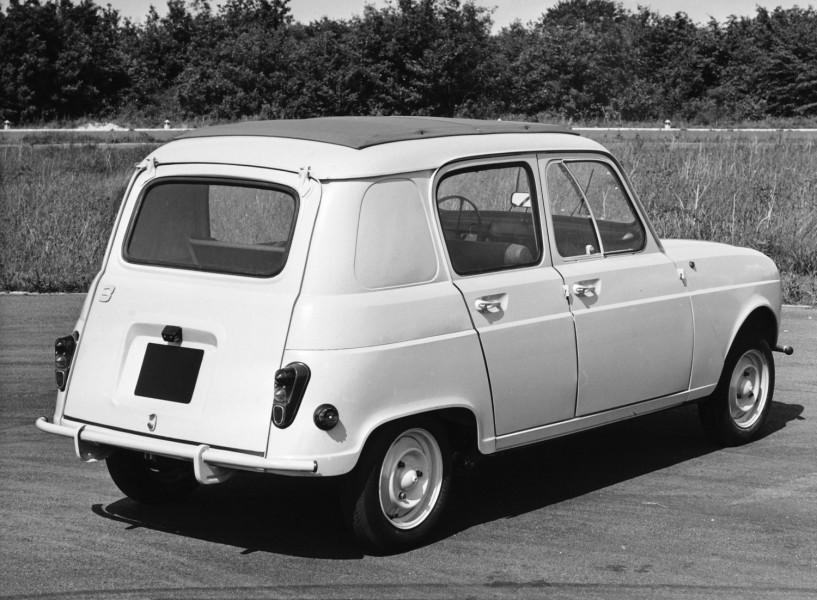 Renault – ett nummer mindre