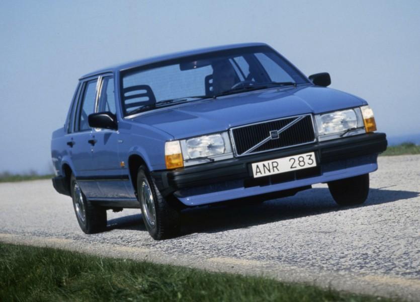 Volvo 740 säljs snabbast!