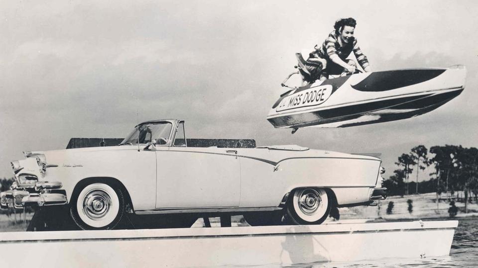 Quiz: Kvinnor i bilhistorien