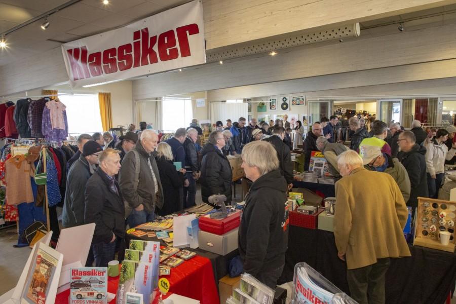 Marknadskrafter på Skokloster!