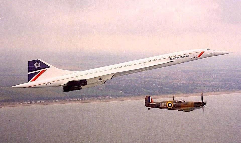 Concorde 50 år!