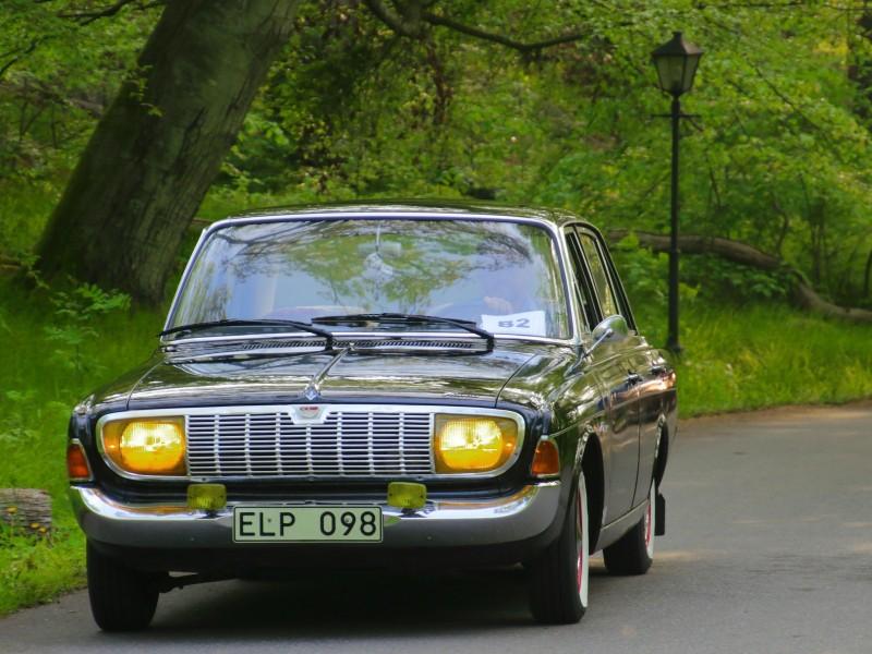 Tjolöholm 2019 - tyska bilar