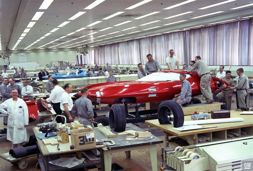 I framtidens studio 1964