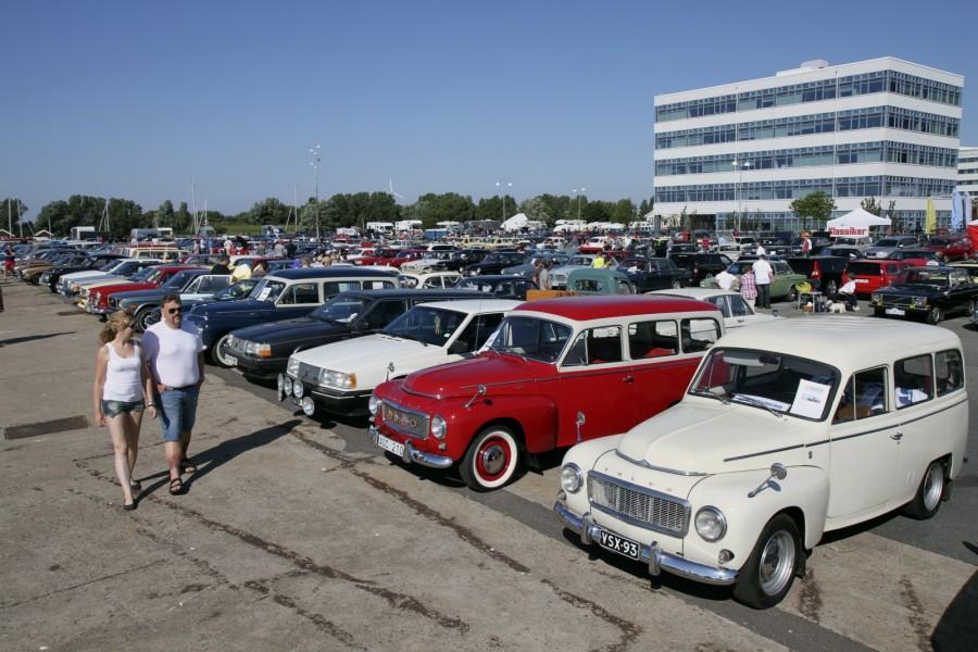Dags för världens största Volvoträff!