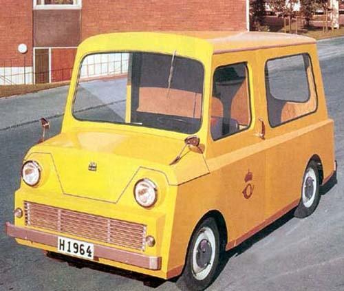 Nyfiken gul - bilarna vi inte fick se