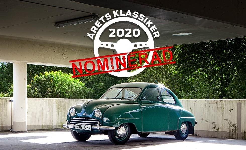 Saab 92A – blir den Årets Klassiker?