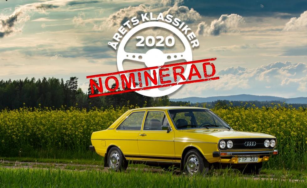 Audi 80 GL – Lätt val till Årets Klassiker?