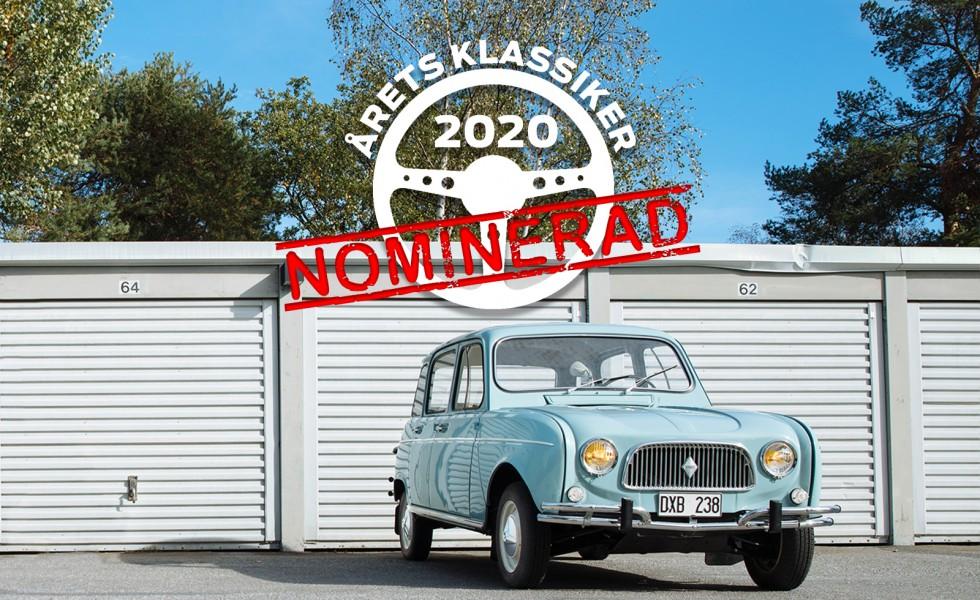 Renault 4 Super – blir den Årets Klassiker?
