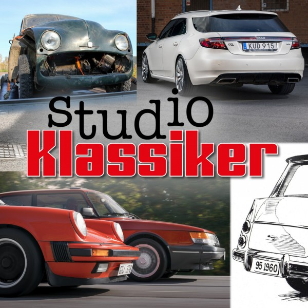 Saab-special i Studio Klassiker!