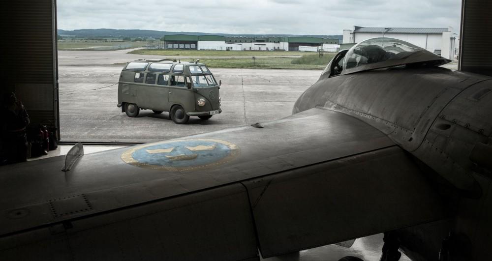 Volkswagen Transport i världens största flygvapen