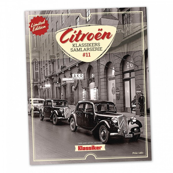 Citroën – genial samlarutgåva!