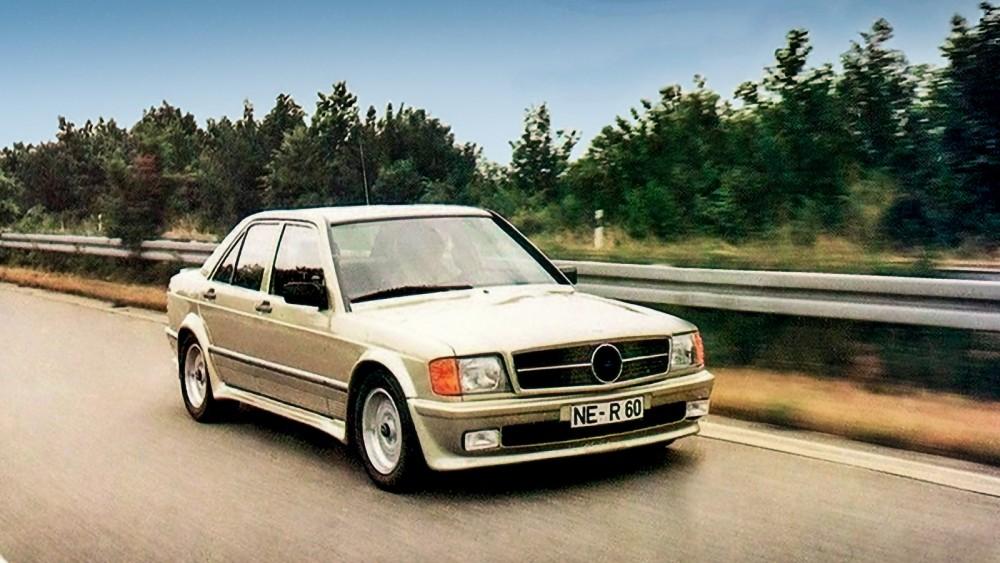 De okända Mercedes 190-modellerna