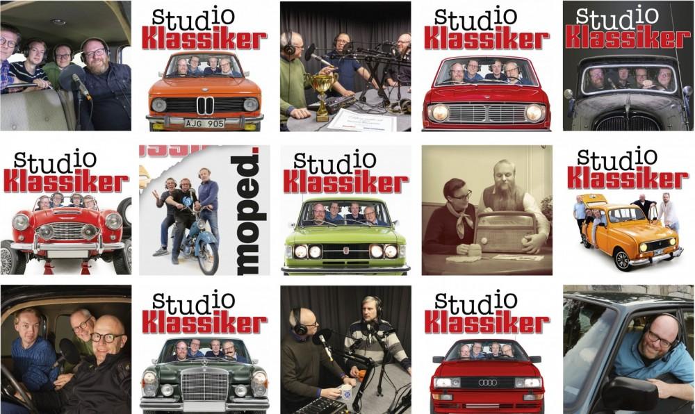 Studio Klassiker: Lyssna på de första 25 avsnitten!