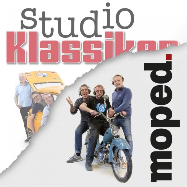 Mopeder i Studio Klassiker!