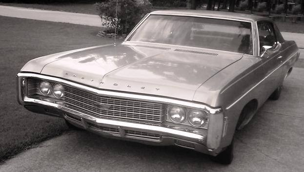Ovanlig orient-Chevrolet