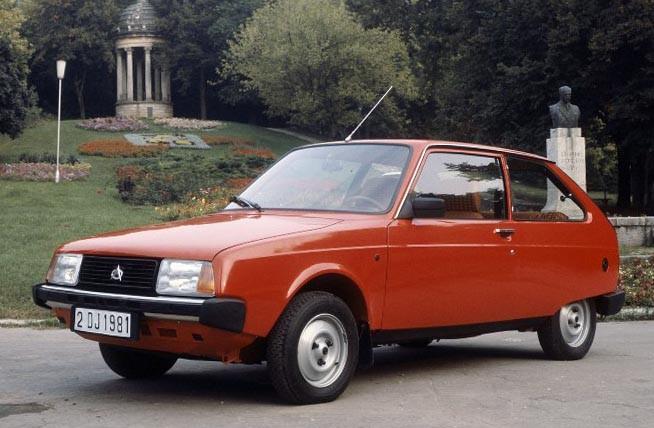 Citroënen som hamnade i öst