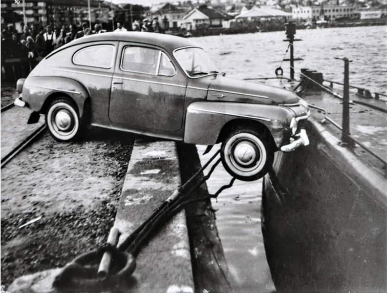 En ovanlig olycka 1961
