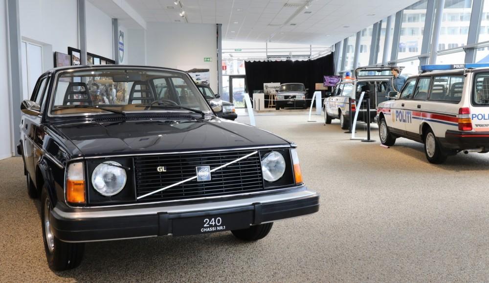 Missade du Volvomuseets 240-utställning?