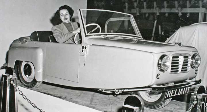 Quiz: Trehjulingar